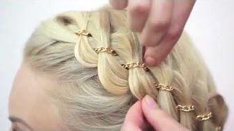 Коллекция причесок MIX Видео уроки, видео мастер класс, обучение Hairlife ru - YouTube