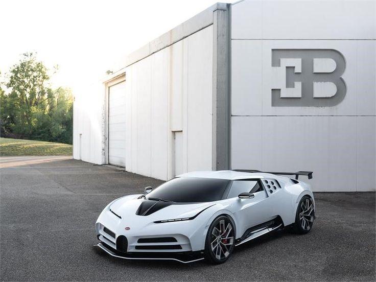 This Is Bugatti's EB110 Super Sport Hommage Dubbed 'Centodieci' Production of the Bugatti EB110 Super Sport Hommage will reportedly be cap…