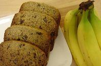 Zojirushi bread machine-banana bread