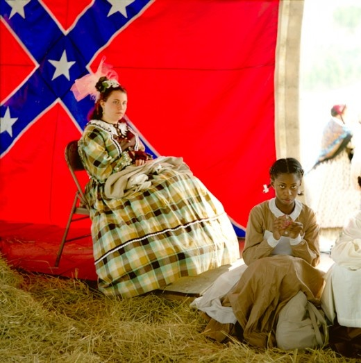 "Untitled photo from Anderson Scott's ""Whistling Dixie."""