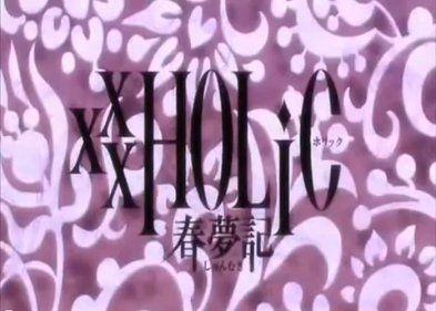 Youtube xxxholic ova-4