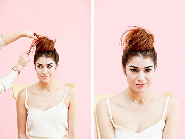 How to Create a Float-Worthy Top Knot in 6 Easy Steps!