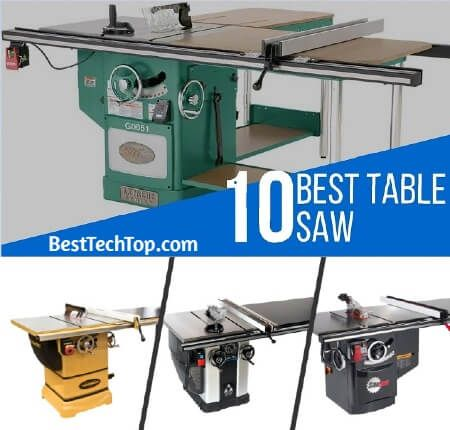 Best Table Saws 2019 – Top 10 Picks