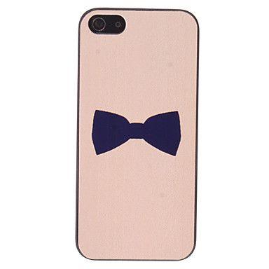 vlinderdas patroon duurzame harde case voor de iPhone 5/5s – EUR € 4.59