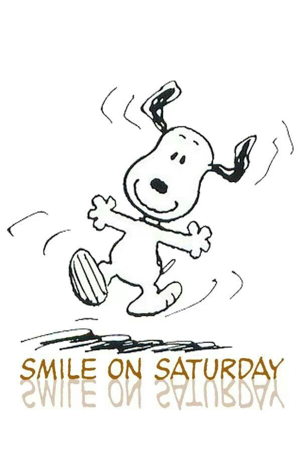 Snoopy Saturday