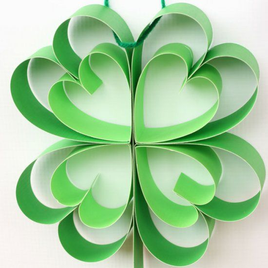 St Patrick S Day Crafts Paper Jerusalem House