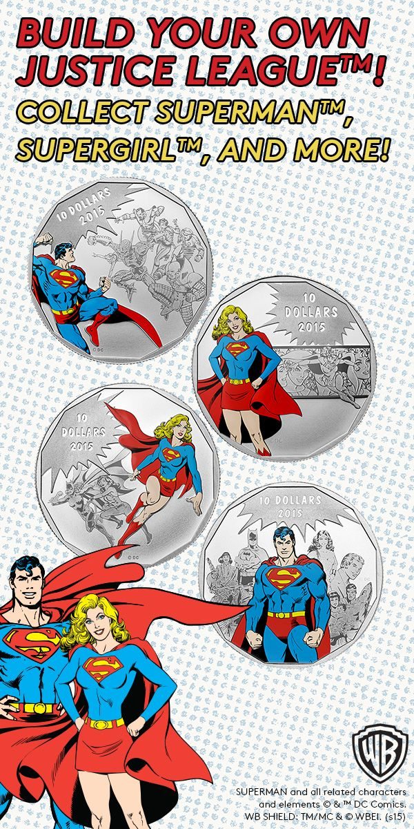 Meet the Greatest Super heroes!  SUPERMAN(TM), SUPERGIRL(TM), WONDERWOMAN(TM), WONDERGIRL(TM), BATMAN(TM), BATGIRL(TM). Your very own ALL-STAR SQUADRON, all brought to life through a combination of selective colouring, laser engraving technology, and a beautiful matte proof finish.