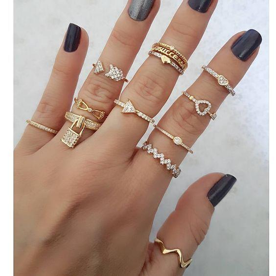feiner Ring bague fine feiner Ring #feiner #R…