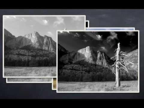 Grunderna i Photoshop CS5 - 23 Svartvita landskap - Black and  White