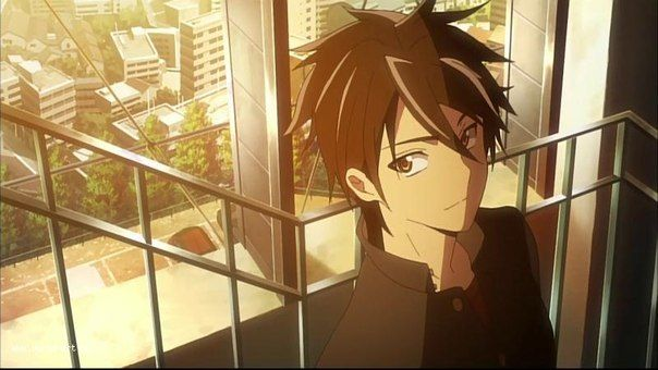 Takashi Komuro (Highschool Of The Dead)