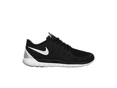 best service 0dbbc 62cd8 ... Vita Soar Grå Nike Free 5.0 Women s Running Shoe ...
