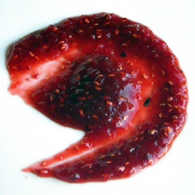 Raspberry chipotle sauce #raspberry #chipotle #sauce