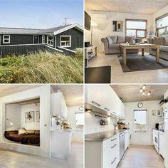 Ein hundefreundliches Haus. Es liegt in der Dünenlandschaft nahe Tornby Strand, und bietet bis zu 8 Personen und 2 Hunden Platz. #dänemark #ferienhaus #urlaubmithund