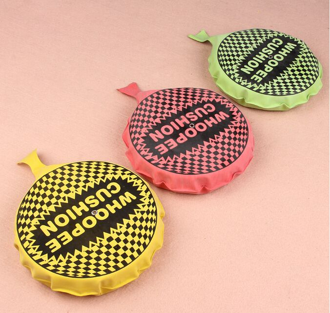 Big size Whoopee Cushion Gags Practical Jokes Toys Prank Toy Joke Gifts Hallowmas Goods April Fools Gifts