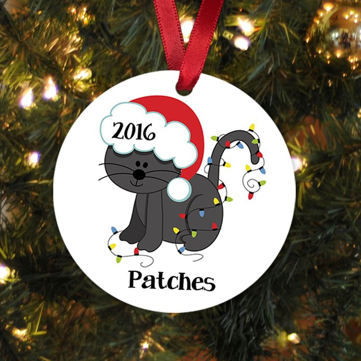 Christmas Decorations With Names On Them: Best 25+ Personalized Christmas Ornaments Ideas On