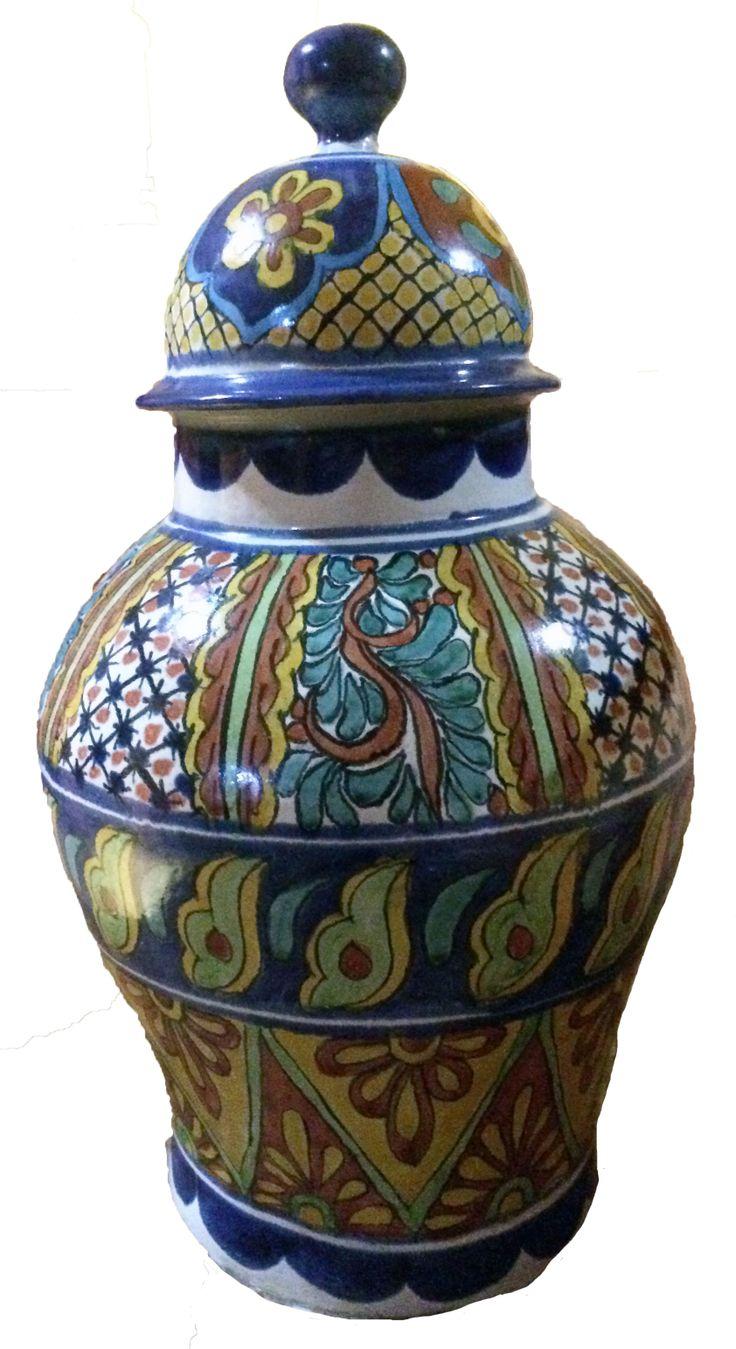 Talavera ceramic birdbaths eclectic bird baths phoenix by - Beautiful Mexican Talevera