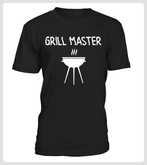 Grill Master BBQ Barbecue Emoji Shirt Grilling Gifts For Him (*Partner Link)