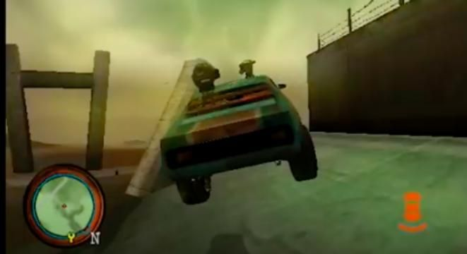 The Metallica-Themed Post-Apocalyptic Driving Game That Nearly Was