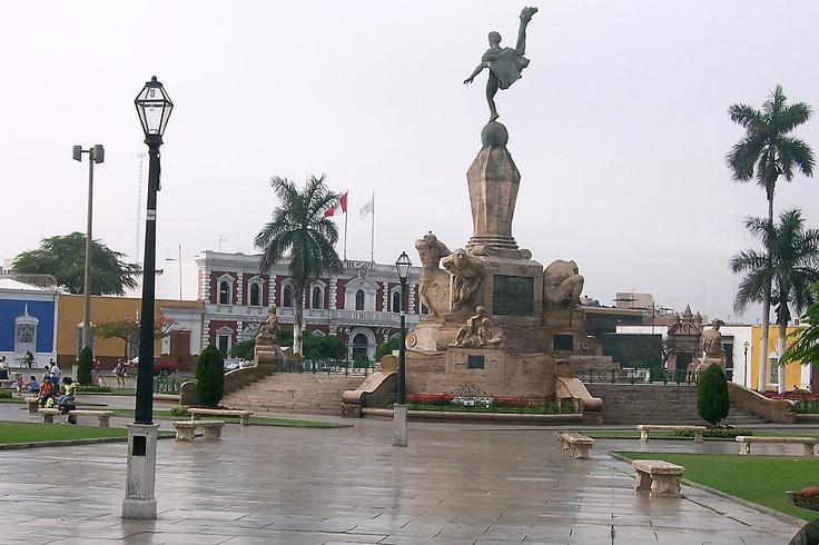 Trujillo, Peru. Nuestra Tierra, nuestra Gente, Somos Trujillanos.