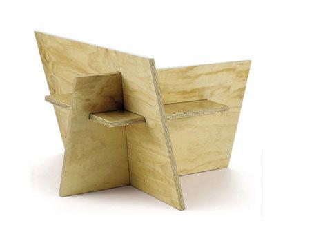 70 best images about frank lloyd wright on pinterest diy for Diy plywood dresser