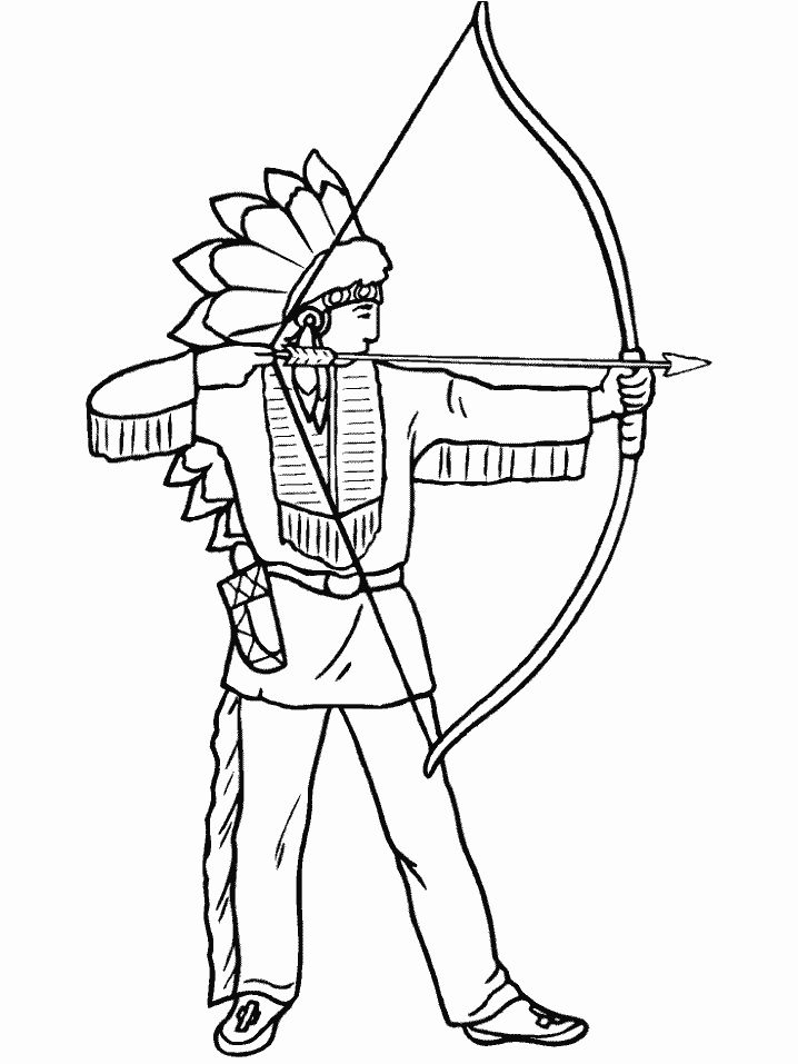 printable native american coloring pages - 1000 images about 1 2 3 little indians cowboys