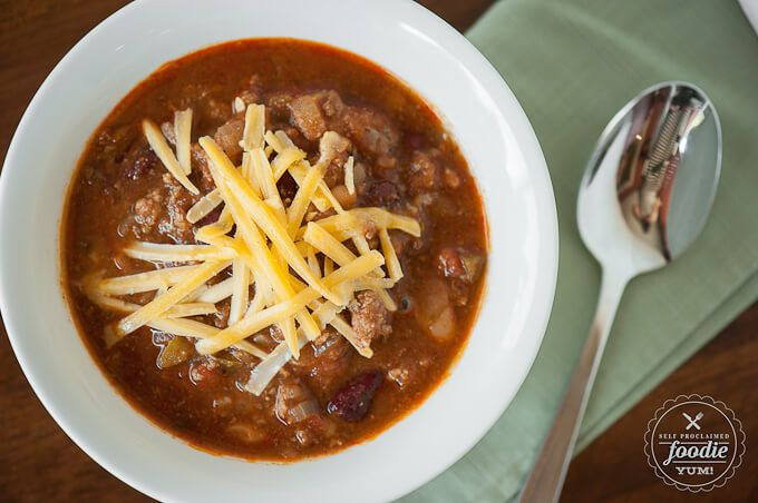Beer Chili  Celebrate International Beer Day with These Delicious Beer-Infused Recipes