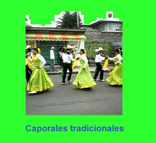 Juan Antonio Ramirez pianista: Caporales tradicionales (danzas mexicanas)   Tláhu...