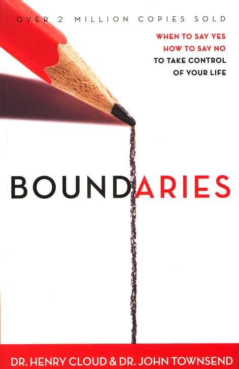 boundaries when to say yes how to say no pdf