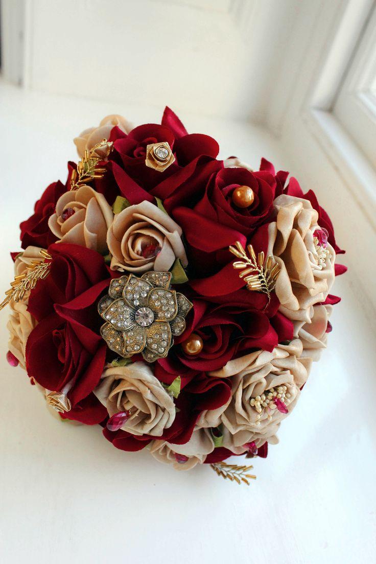 Best 25+ Red Gold Weddings Ideas On Pinterest