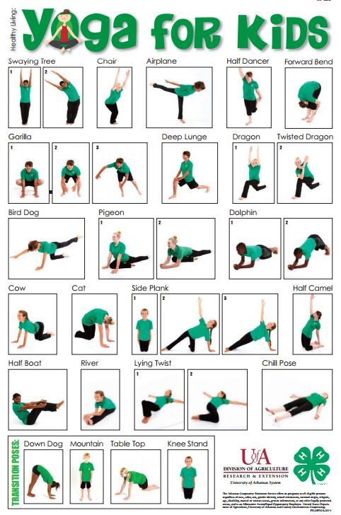 17 Best images about Exercise  Yoginis kids yoga on Pinterest