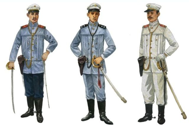 IN PHOTOS: Early uniforms of the Army of the First Philippine Republic | News Feature, News, The Philippine Star | philstar.com
