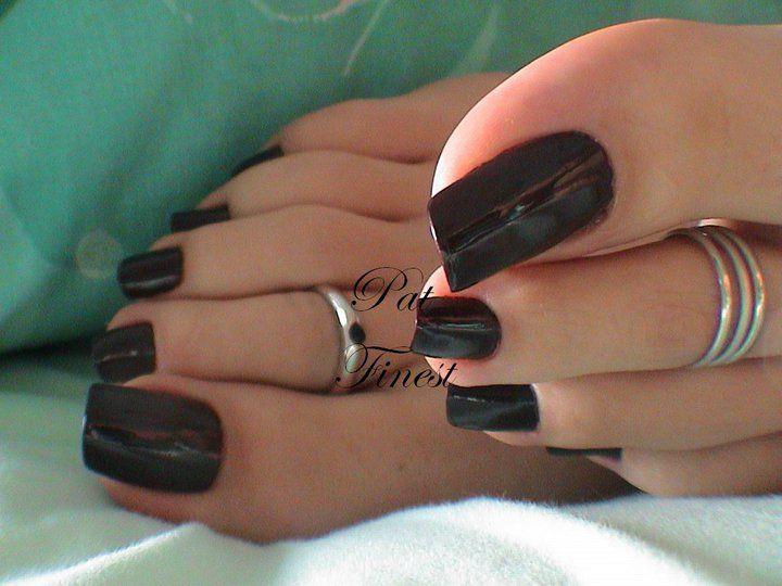 Long Toe Nail Feet - Nails Gallery
