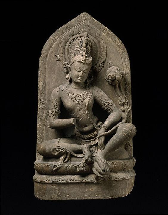 Avalokitesvara, Bihar, Pala, 10th c.