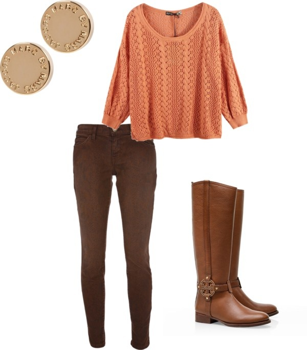 cute: Casual Outfit, Clothesss, Future Closet, Cute Outfits For Fall, Fall Outfits, Casual 13, Brown, Color Palette, Fall Winter