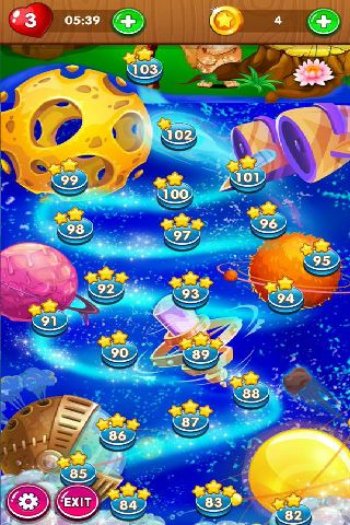 This Doggy themes from the game is just like other bubble games where you have to pop similar color balls by shooting them using amazing bubble gun.  Nice #bubble #shooter best #puzzle and #adventure