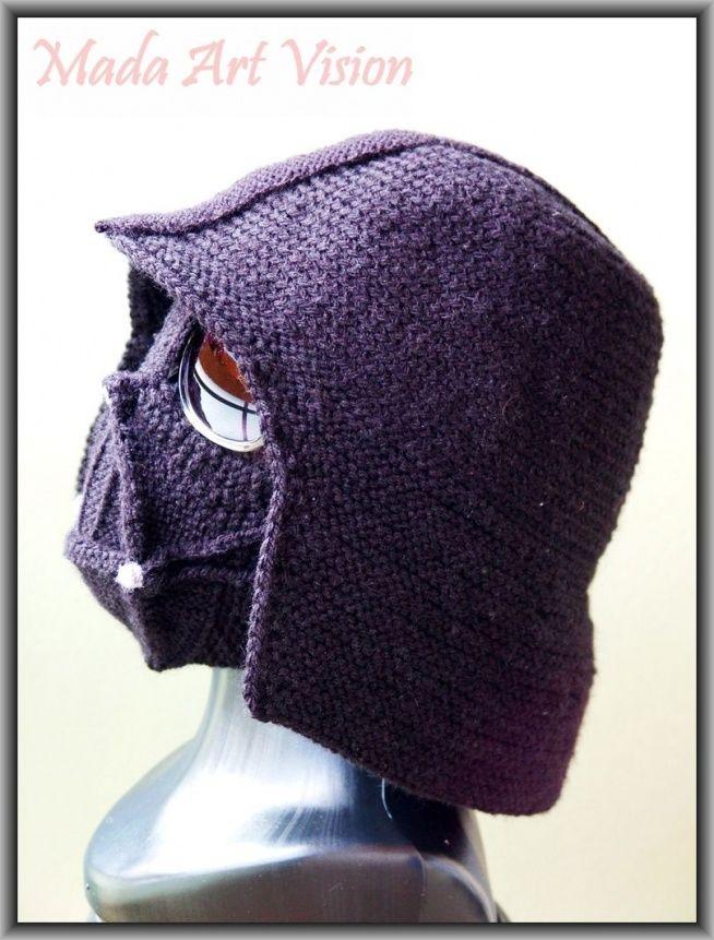 Zobacz zdjęcie Antysmogowa maska Vaderowa:) w pełnej rozdzielczości