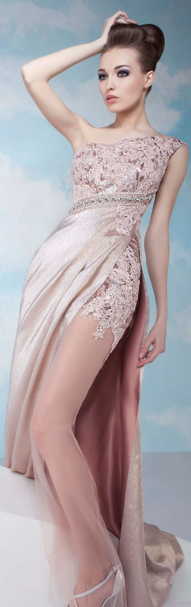 Tony Chaaya Couture S/S 2014