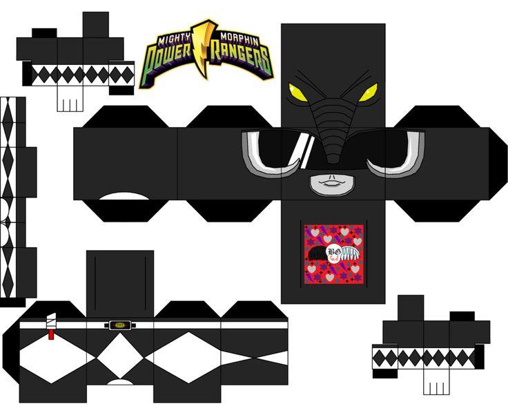 Black Power Ranger by Guitar6God on deviantART