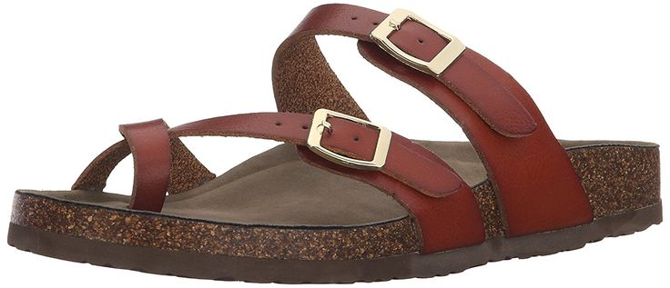 Madden Girl Women's BRYCEEE Flat Sandal ** Awesome product. Click the image : Women's Flats Sandals