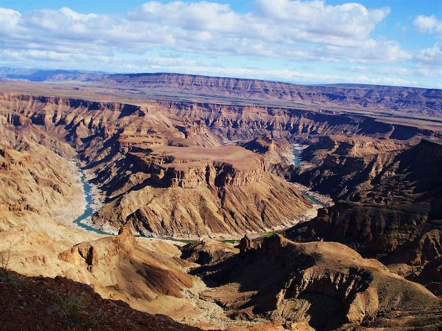 Fish River Canyon (Karas - Namibia)