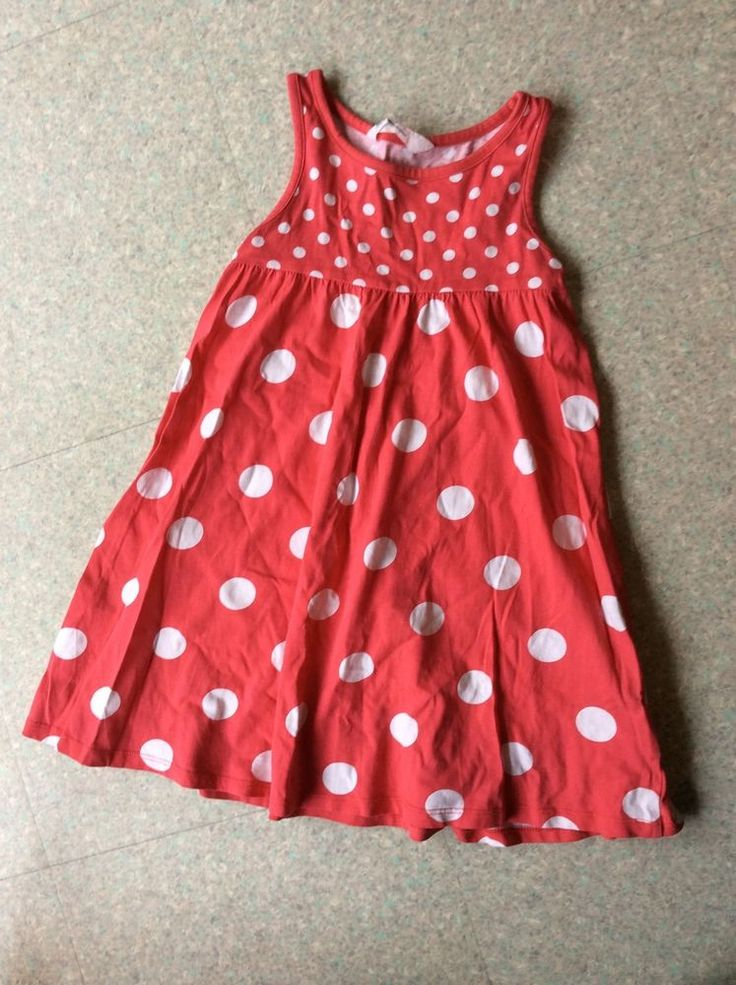 ❤️ Robe H&m Taille 4-6 Ans Fille ❤️