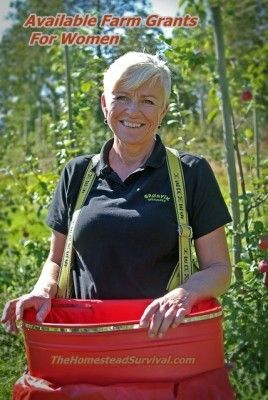 Available Farm Grants For Women The Homestead Survival - Homesteading -