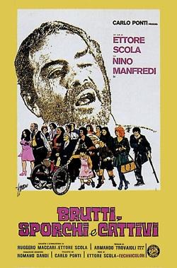 Feos, Sucios y Malos-  Ettore Scola