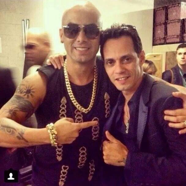 Image result for marc anthony y wisin