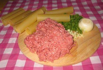 Rezept: Cannelloni mit Hackfleisch-Füllung Bild Nr. 2