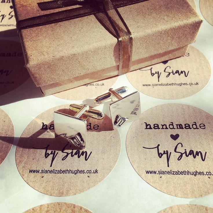 Cufflinks off to a new owner courtesy of my online Etsy shop: http://ift.tt/2omJ8aa #cufflinks #designermaker #jewellery #handmade #etsy #etsysellersofinstagram #etsyshop #etsysmallbusiness