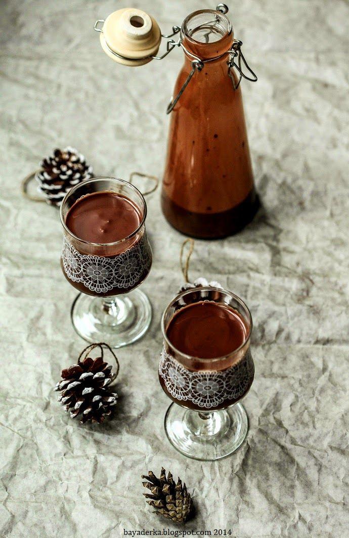 BAYADERKA : Likier czekoladowy
