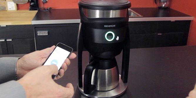 Best Smart WiFi Coffee Makers - Nerd Techy