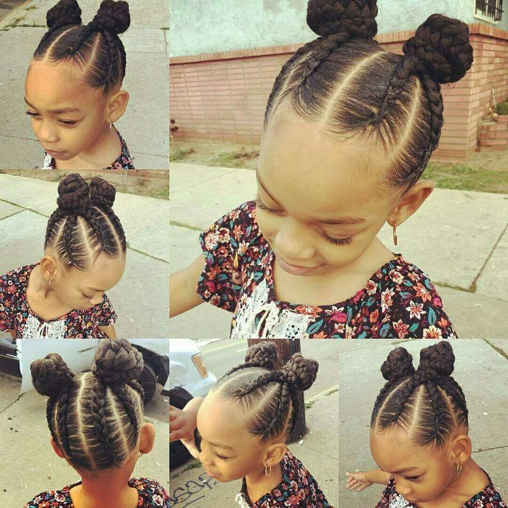 African Hairstyles Beautiful Black Hairstyles Easy Hairstyles For Long Natural Black Hair Lil Girl Hairstyles Kids Braided Hairstyles Baby Hairstyles