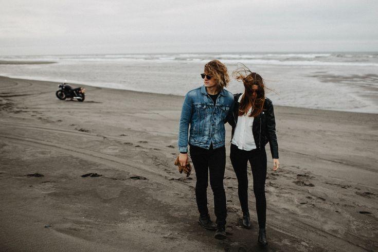 Oregon Coast Photographer // Motorcycle Adventure - Portland Wedding Photographer // Sara K Byrne